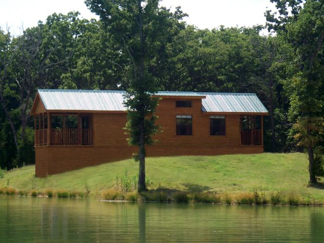 Park models, Park Homes and Cabins for recreational housing