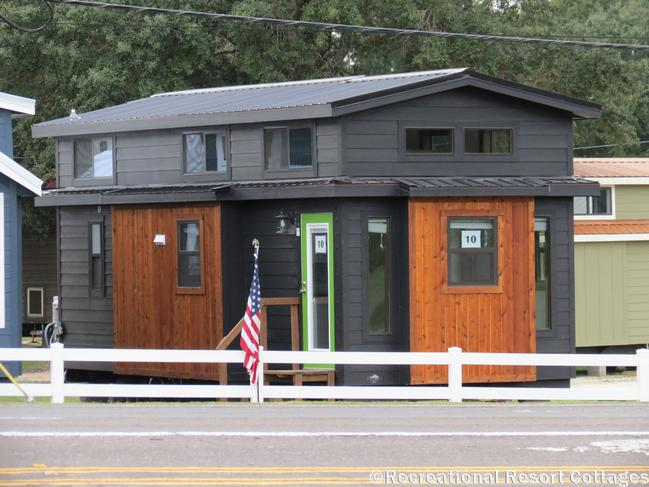 Rv Park Models Tiny Homes Cottages Amp Cabins On Display
